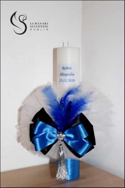 Royal Christening Candle