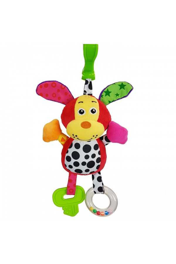Puppy Clamp toy
