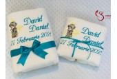 Christening Embroidery